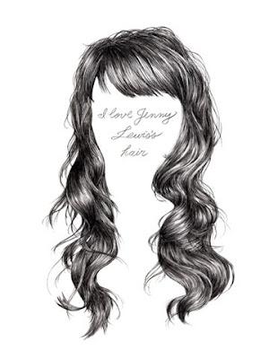 jenny lewis hair. hannah nefler  jenny lewis