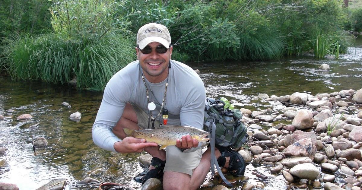 Fly fishing arizona small stream for Small stream fly fishing
