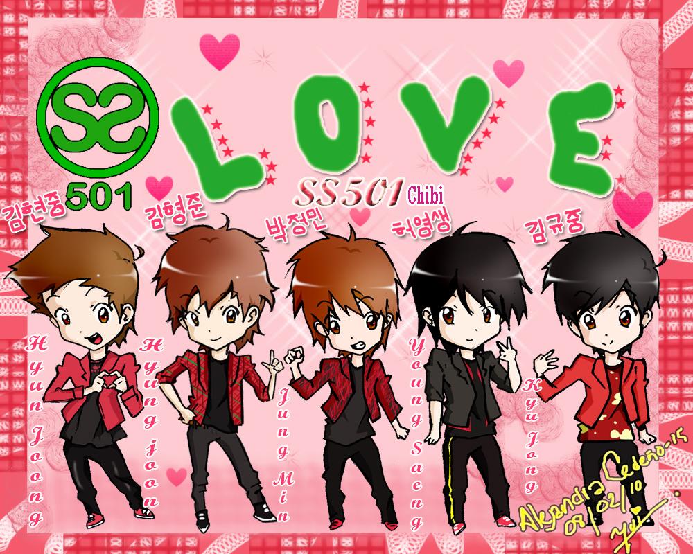 SS501 CHIBI CUTE!!! SS501_Chibi_by_yuisama