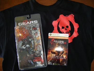 NextGen Player Gears of War Contest