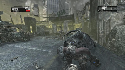 Gears 2 Flood Map