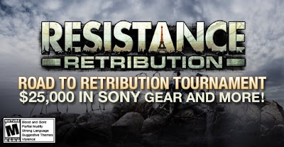 Resistance: Retribution Tournament On Now