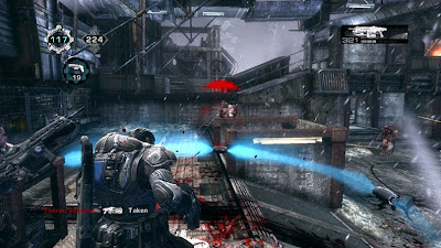 New Gears of War 2 Snowblind Map Pack