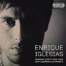 Enrique Iglesias - Tonight (I'm Lovin' You) feat. Ludacris picture