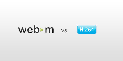 WebM VS H.264 - Chrome Supports WebM and Drops H.264