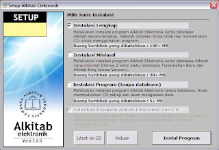 Alkitab Elektronik LAI Download Alkitab Gratis