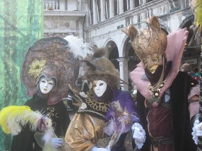 Venice Carnival by Malvin Cuevas