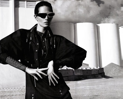 Vogue Italia by Mert Alas and Marcus Piggott & Iris Strubegger