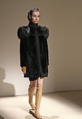 Paris Fashion Week Fall 2009 - Io Ipse Idem by Romeo Gigli