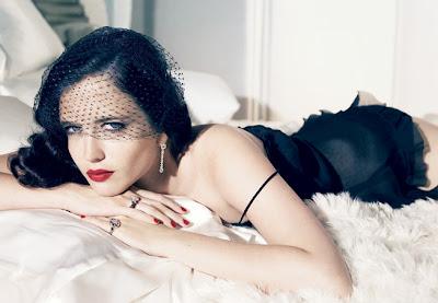 The Vanity Fair Spotlights: Eva Green by Patrick Demarchelier