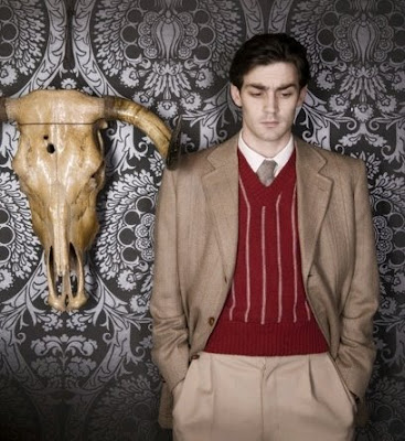 Little Ashes - Javier Beltrán and Robert Pattinson as Lorca and Dalí