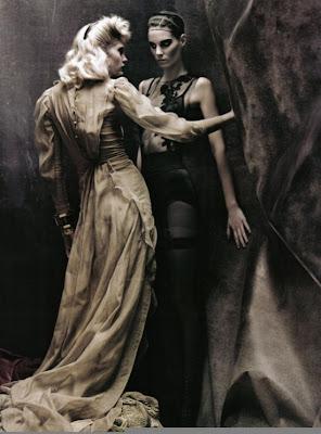 Vogue Italia April 2009