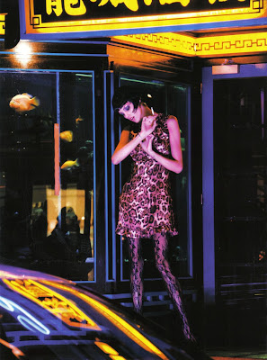 Vogue Italia April 2009 by Ellen von Unwerth