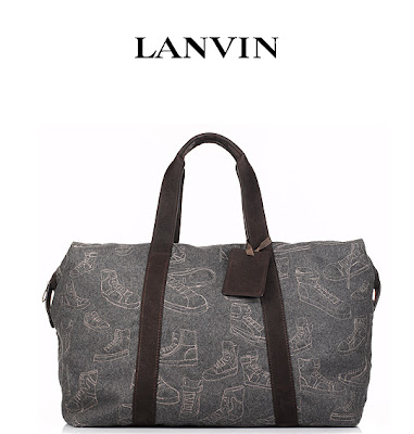 Lanvin Sneakers Bag  Winter 2009