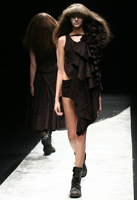 Japan Fashion Week Fall 2009 - Aguri Sagimori