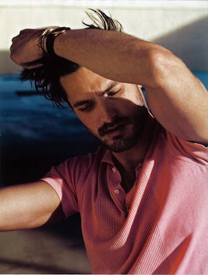 Vogue Hommes International Summer 2009