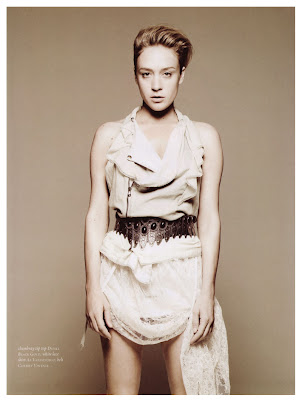Chloë Sevigny for Muse Summer 2009