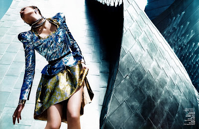 Vogue China August 2009