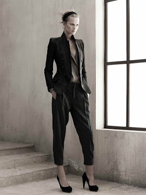 Zara Fall 2009 by David Sims
