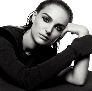 Natalie Portman by Vinoodh Matadin and Inez Van Lamsweerde for Interview Magazine September 2009