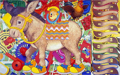 "Jeff Koons's ""Donkey"" (1996)"