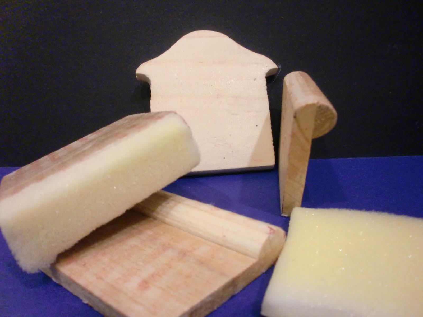 Casita de regaliz planos de butaca y sof en miniatura - Tapizar butaca paso a paso ...