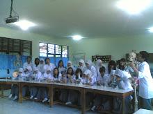 At Laboratory