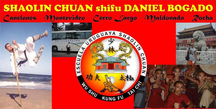 Shaolin Chuan Shifu Daniel Bogado