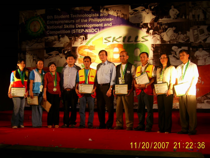 STEP Awardees 07