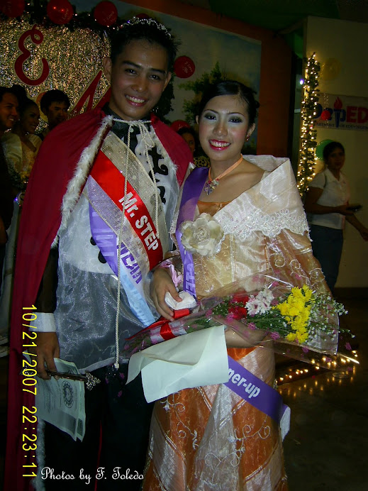 Mr & Ms STEP Butuan Delegation