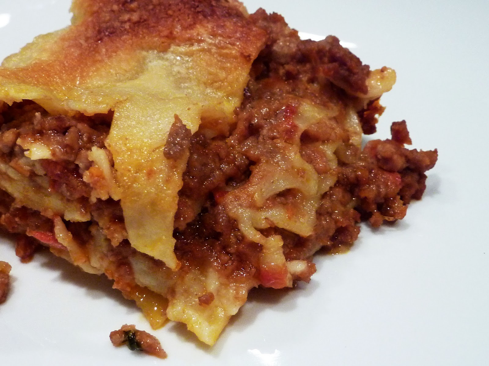 Lasagna Bolognese Recipes — Dishmaps