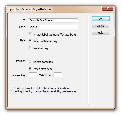 custom write panel id