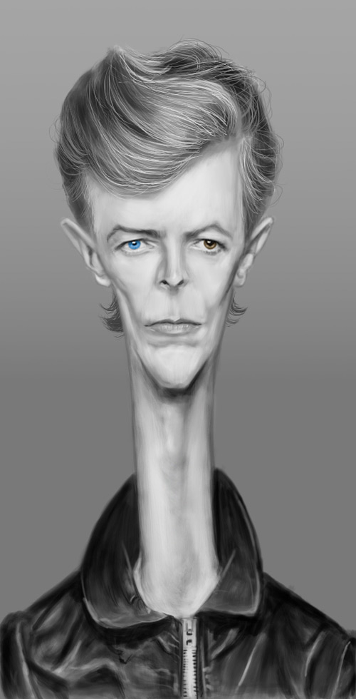 Great Caricatures Of Famous People