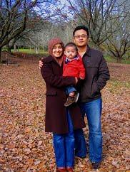 Dr Nurazlin's Family