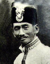 Almarhum Temenggong Abdul Rahman