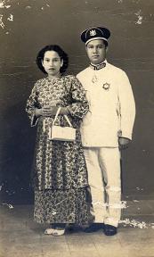 Dato Ungku Mohsin Ungku Mohammad & Datin Saleha Ismail