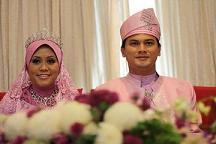 Wedding: U Kharunisa U Nordin & Mohd Hafiz Hafi Basharal Hafi