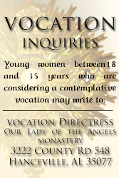 Vocation Contact Info