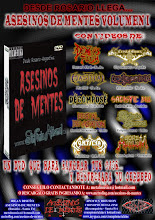 "Compilado DVD ""Asesinos de mentes"""