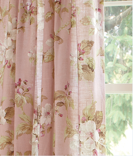 I think the year is upon me to dress up my windows  I have a set of lovely   old cotton Shabby Chic curtains in British Rose in my bedroom and a  glorious. LilyOake  I m thinking  Curtains
