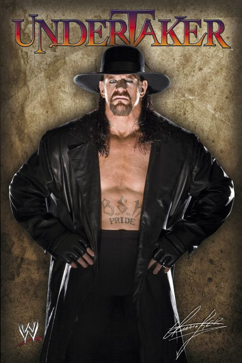 One day at the W.W.E Championship, Undertaker