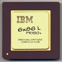 Cyrix 6x86L P150 How To Scrap CPU Gold