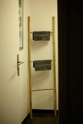 un nouveau regard echelle bambou. Black Bedroom Furniture Sets. Home Design Ideas
