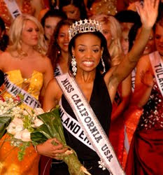 Megan Tandy The National American Miss California Teen 2004 is ...