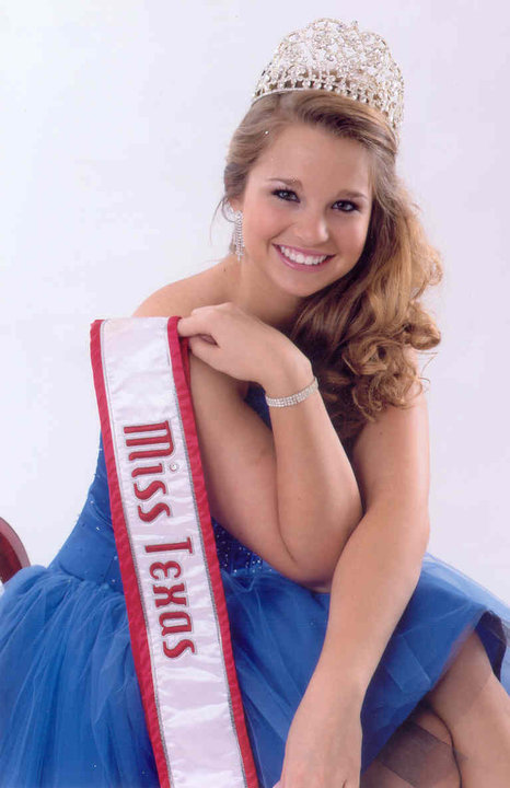 32500 1435253835851 1068097653 1298287 4982672 n Danielle Doty, the 2009 National American Miss South Texas Jr.Teen, ...