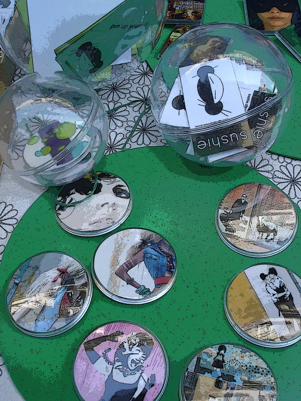 Adesivo De Parede Na Zona Leste ~ sushie feira de artesanato urbano na galeria de paris porto 7 agosto 2010