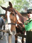Diego con Tronador