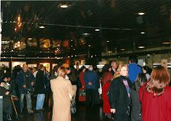 Público que visitó la muestra
