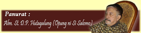 Panurat Alm St. D.P. Hutagalung (Opung ni si Salomo)