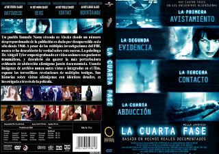 Peliculas en DVD: LA CUARTA FASE